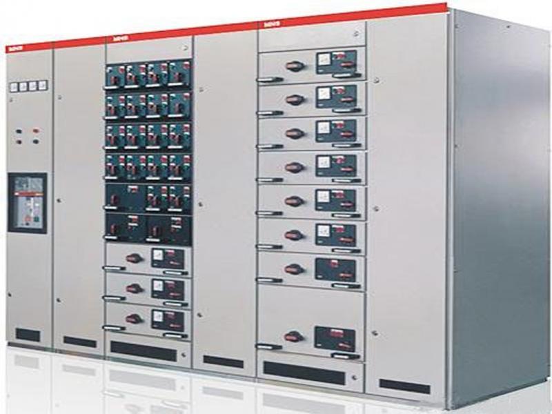 MNS抽屉式低压配电柜